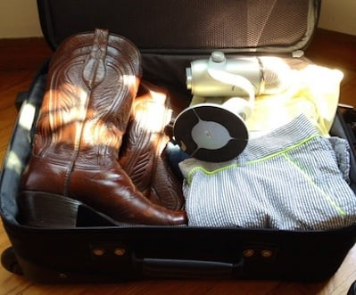 Westafer Suitcase