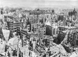 After the bombing.
