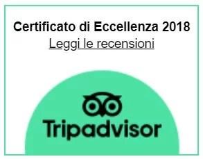 Certificato Eccellenza 2018