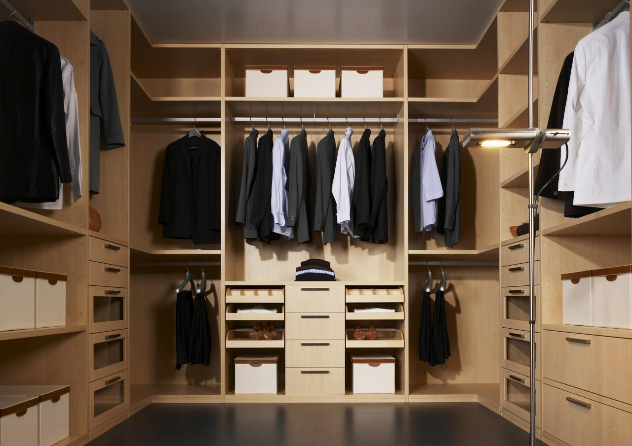 What Is A Fitted Wardrobe Amp How Is The Installation
