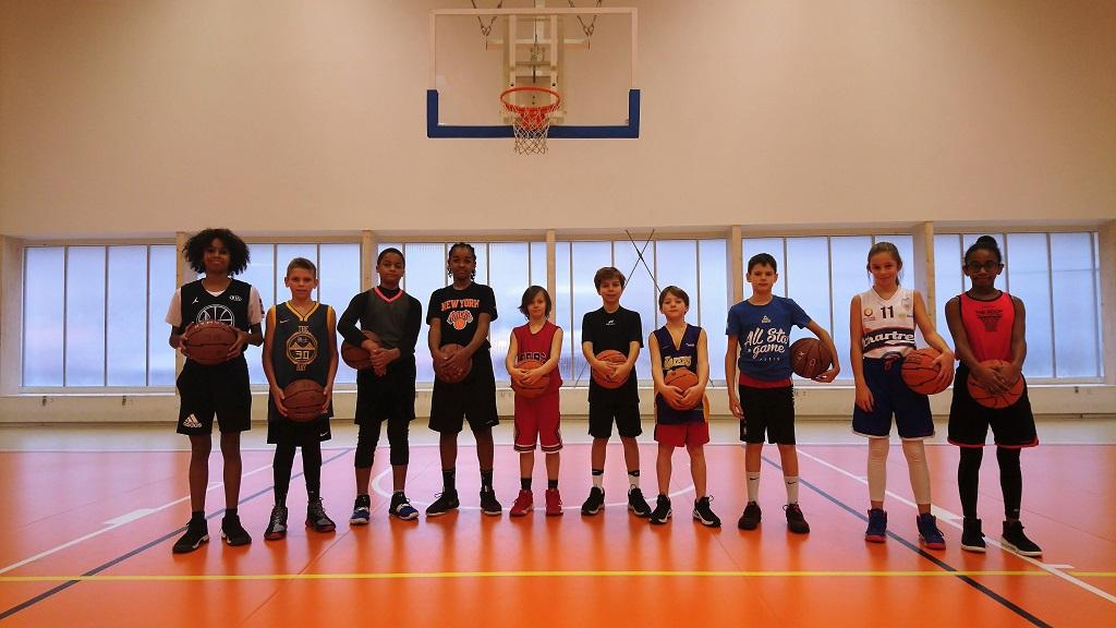 Section basket - Promotion 6° et 5°