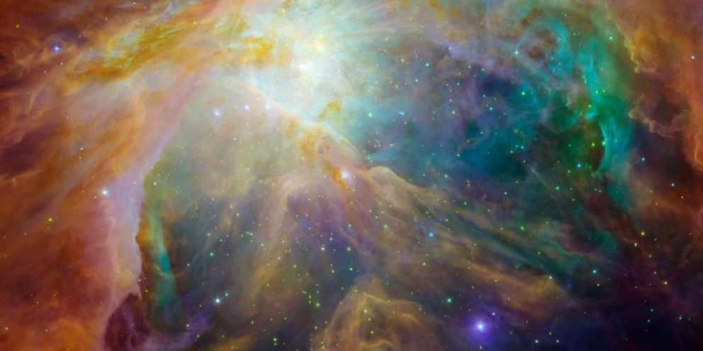 NASA Just Released the Most Detailed 3D Tour of Orion Nebula