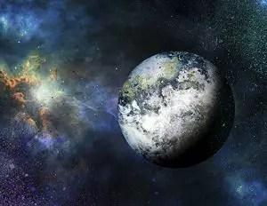 Outer Space Universe Galaxy Fine Art Print Wall Decor 8.5 x 11