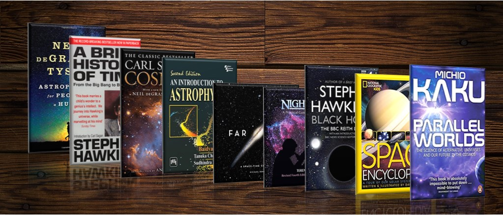 9 Greatest Astronomy Books for Beginners in 2019
