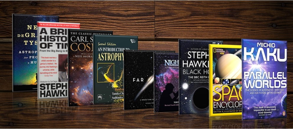 9 Greatest Astronomy Books for Beginner in 2020