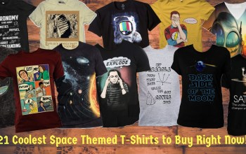 21 coolest Space Themed Tees to buy right now