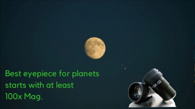 best eyepiece for planets