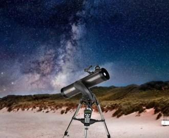 Celestron nexstar 130 slt astrophotography telescope