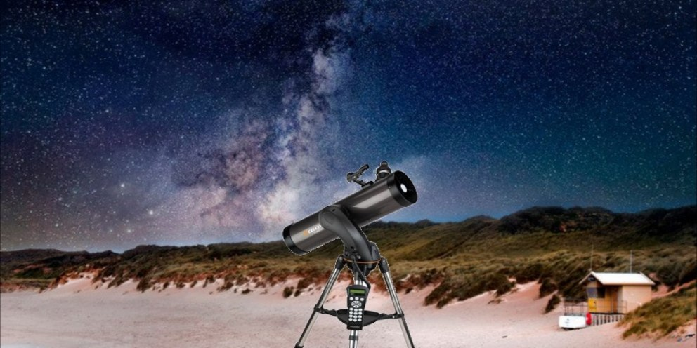 Celestron Nexstar 130 SLT Review – The Best Astrophotography Telescope