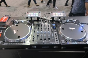 Reloop Turntables and Mixer NAMM 2018