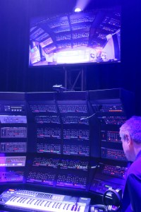 Roland Boutique Display with Display NAMM Show 2018