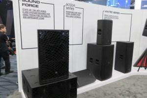 DAS Audio Display NAMM 2018