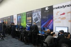 Software Wall NAMM 2018