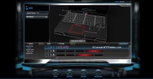 Coals And Fire  M14x Alienware FX Theme