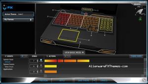 Lava 2 M17x R3 R4 Alienware FX Theme 3