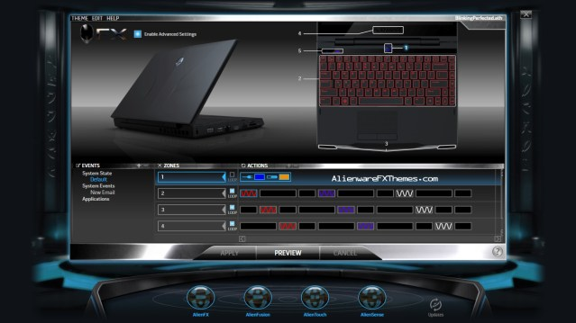 Blinking Perfected By JoellyasaurusRex Alienware M11x Fx Theme