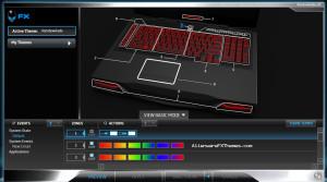 Rainbow Theme By Mastin Alienware M18x Fx Theme