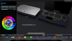 Rainbow By WitherGamingHD Alienware 17 R2 Fx Theme