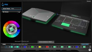 Prism by Noble Alienware 17 Fx Theme