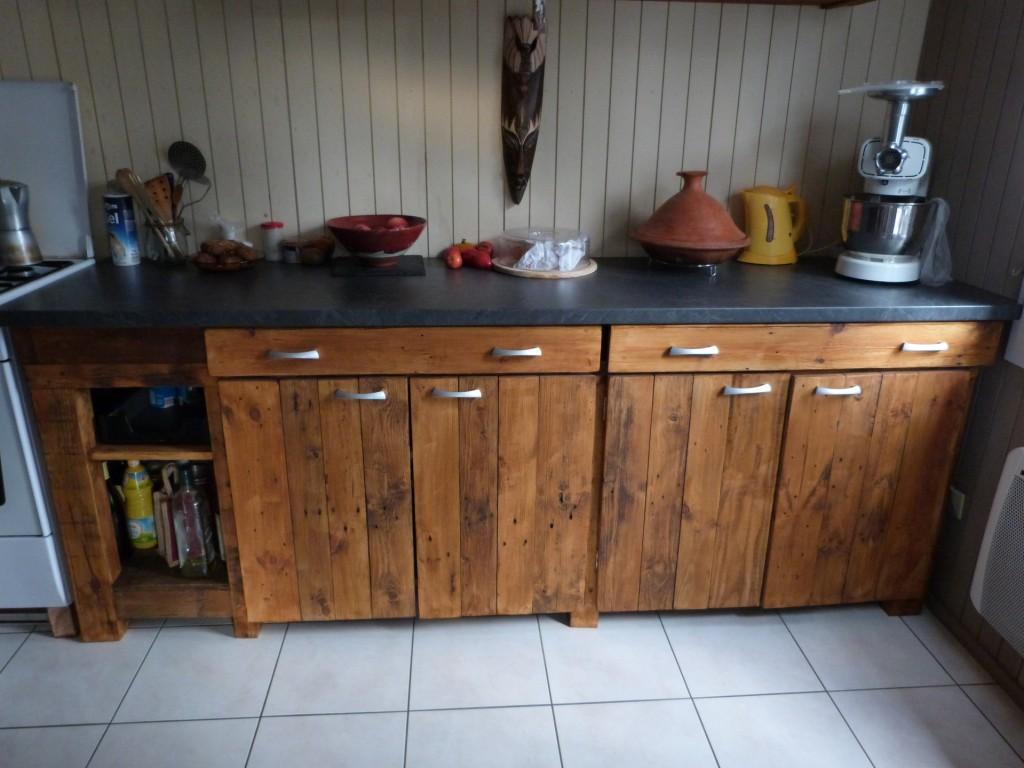 fabriquer armoire cuisine bright
