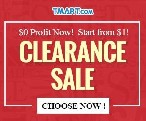 August Big Clearance - Start From $1