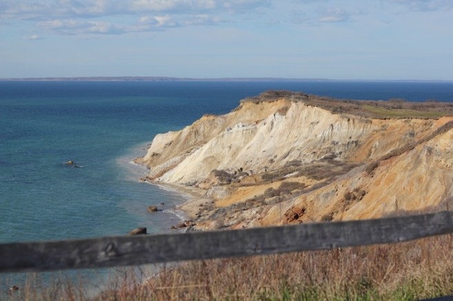 Martha's Vineyard Cliffs