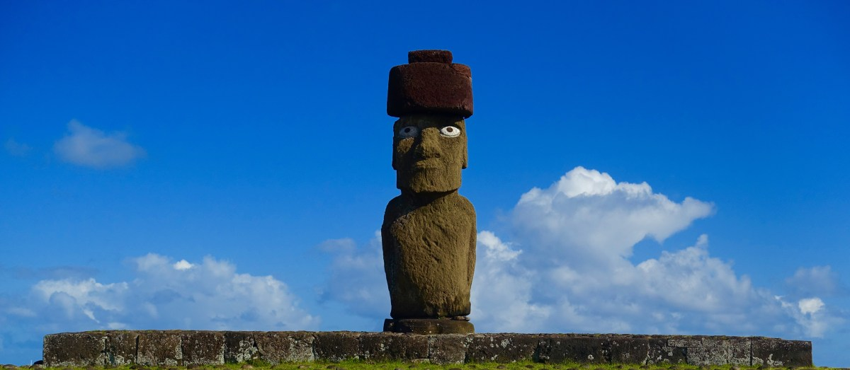 Easter Island; Stones at the end of the world