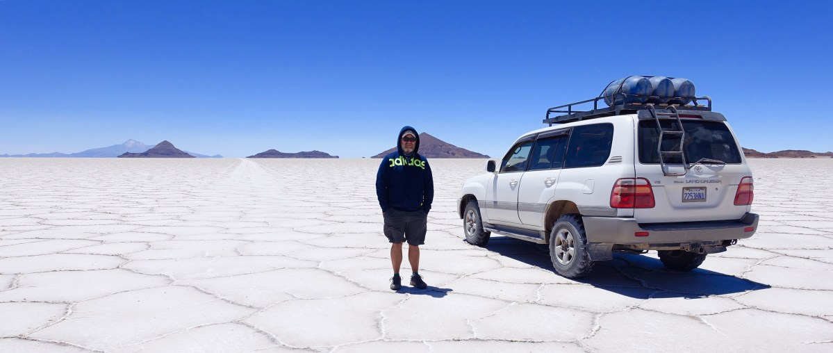 Atacama to Uyuni - Taking the road less travelled.