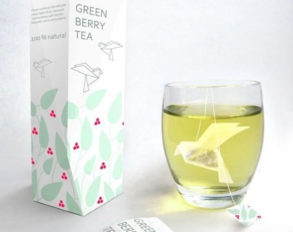 My love for tea