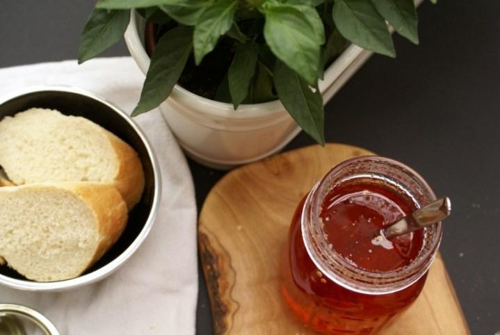 Chilli jam – Sweet & sticky
