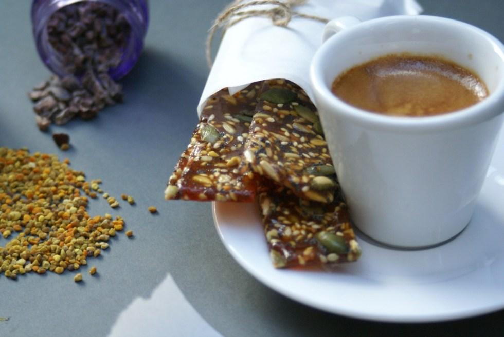 seed brittle recipe