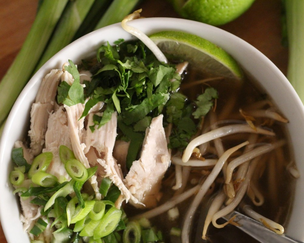 Pho, for when you're feeling poorly