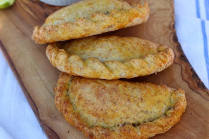Chorizo empanadas