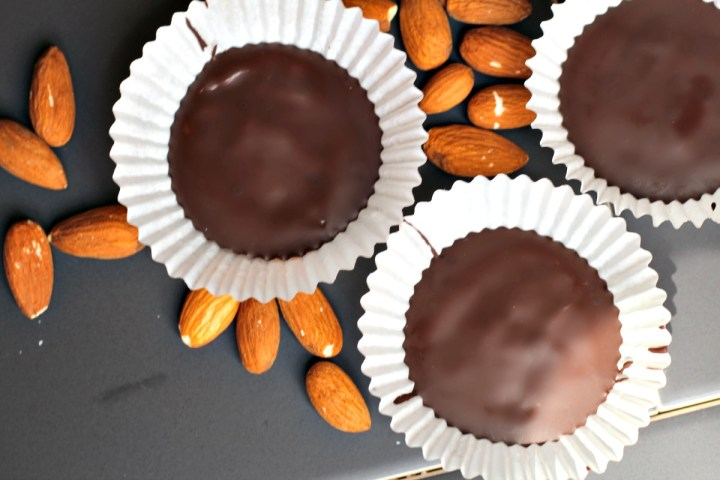Healthy Reese's style cups