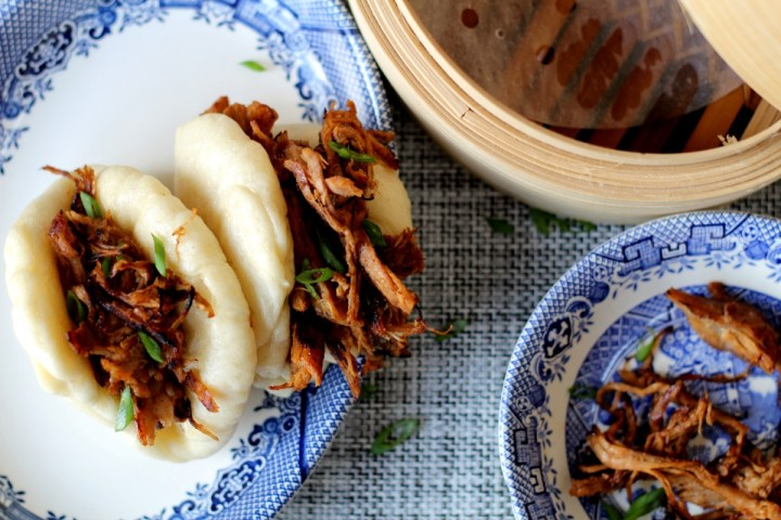 This char siu buns recipe comes with two options, the real deal version and the quick and easy