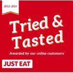 Tried & Tasted 2012-2015 consistency logo