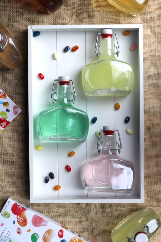 How to make jelly belly vodka. Perfect for gifting