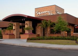 Seasons 52 restaurant review of allergen accommodations. Specific Carbohydrate Diet, SCD, gluten free, soy free, paleo.