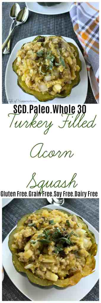 A rustic and healthy meal that's easy to prepare. This dish is gluten free, grain free, dairy free, soy free and refined sugar free. It's SCD, Paleo and Whole 30!