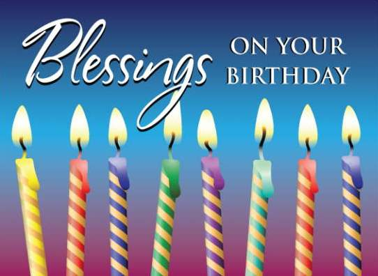Happy Birthday Quotes And Images ~ Inspirational religious birthday quotes wishes sayings