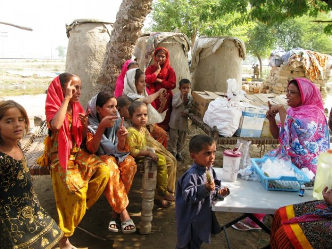 Village in Pakistan