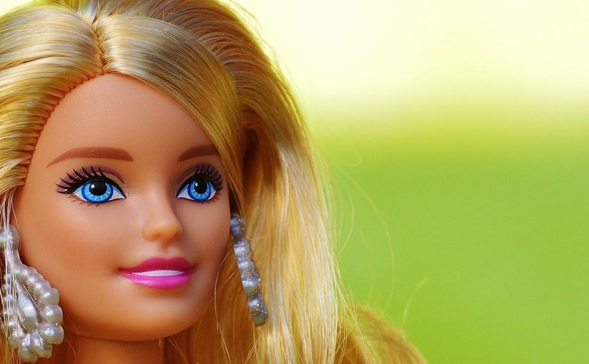 White Savior Barbie Nails It