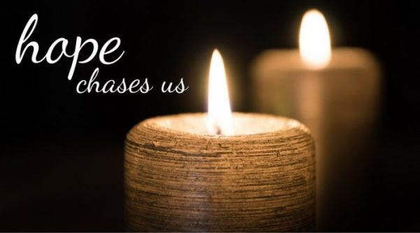 hope chases us