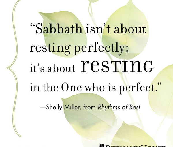 What Does It Mean to Practice Sabbath as a Missionary?