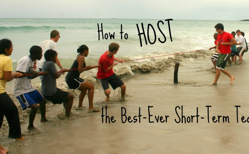 How to Host the Best-Ever Short-Term Team