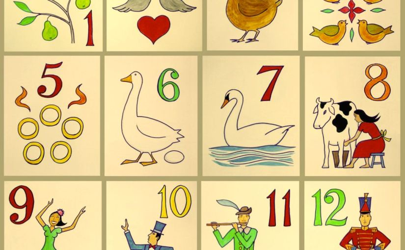 The Twelve Days of Expat Christmas
