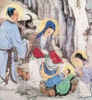 chinese-nativity