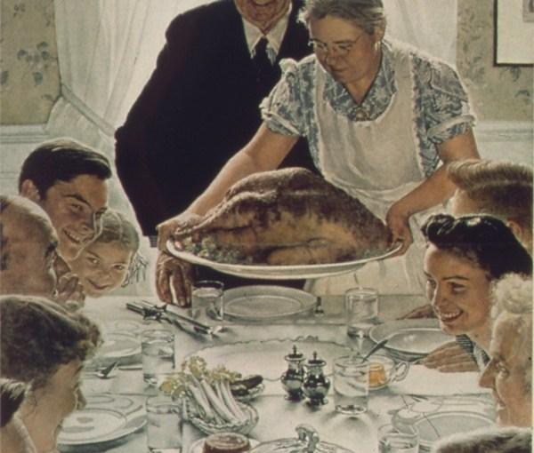 The Challenge of Thankfulness