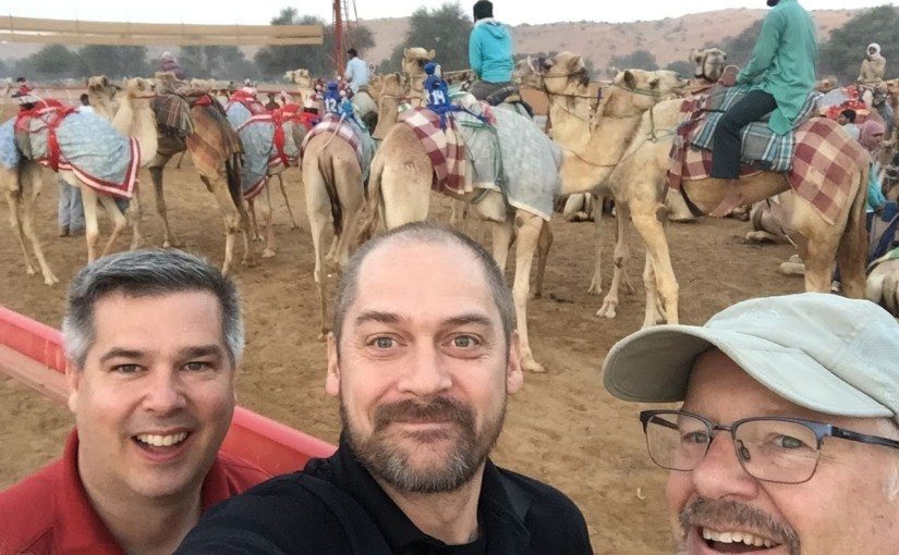 """""""John took Carl and I to the camel races before church on Friday"""" and other reasons I love my life overseas"""