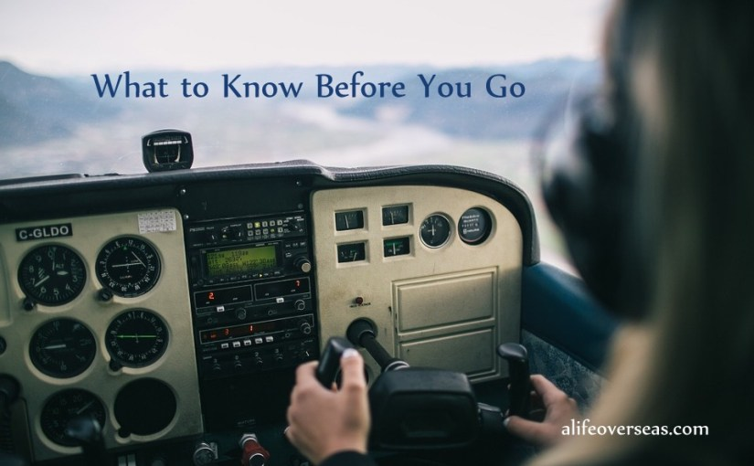 What to Know Before You Go